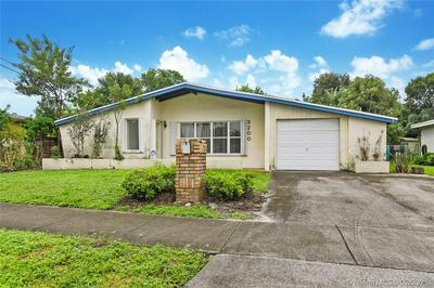 3200 SW 20TH CT, Fort Lauderdale, FL 33312 - Photo 1