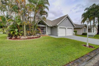 1610 NW 106TH LN, Coral Springs, FL 33071 - Photo 2