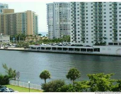 600 PARKVIEW DR APT 617, Hallandale Beach, FL 33009 - Photo 1