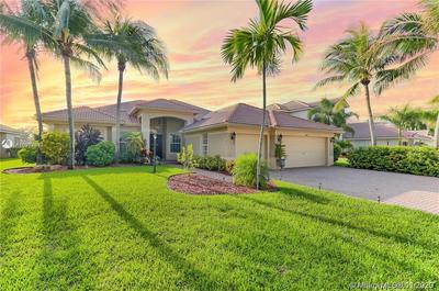 6837 NW 110TH WAY, Parkland, FL 33076 - Photo 1