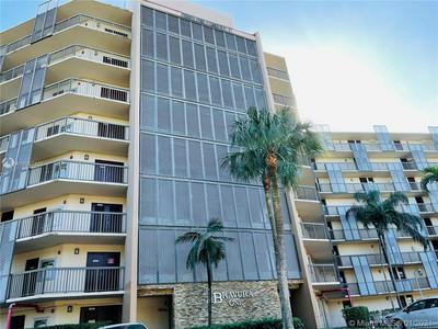 3301 N COUNTRY CLUB DR APT 607, Aventura, FL 33180 - Photo 1