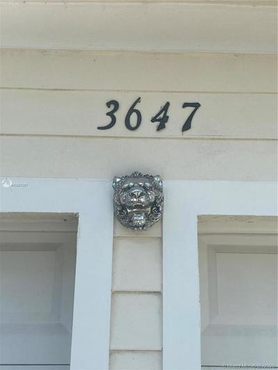 3647 NE 2ND CT, Homestead, FL 33033 - Photo 2