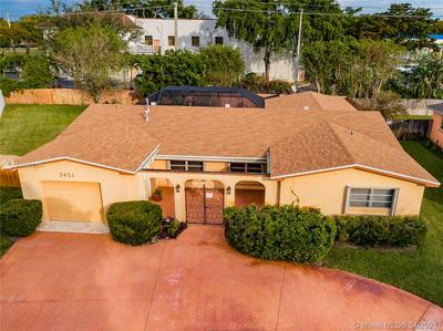 2451 NW 82ND AVE, Pembroke Pines, FL 33024 - Photo 1