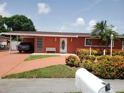 4701 NW 195TH TER, Miami Gardens, FL 33055 - Photo 1