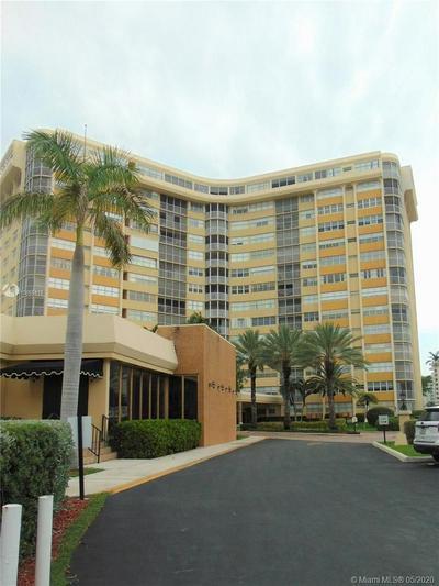 100 GOLDEN ISLES DR APT 1008, Hallandale Beach, FL 33009 - Photo 1