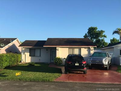 5417 NW 197TH LN, Miami Gardens, FL 33055 - Photo 1