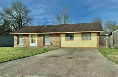3636 HEMLOCK LN, ORANGE, TX 77630 - Photo 1
