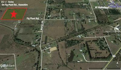 0000 FIG PLANT ROAD, Hamshire, TX 77627 - Photo 1