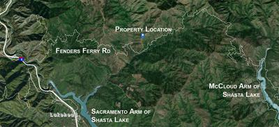 77.5 ACRES FENDERS FERRY RD., Lakehead, CA 96051 - Photo 2