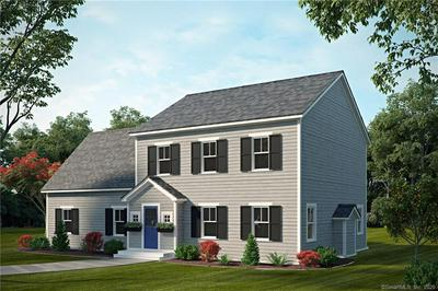 0 WILLOW LANE #LOT 3, COLCHESTER, CT 06415 - Photo 1