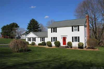 4 MEADOW RD, Bolton, CT 06043 - Photo 1