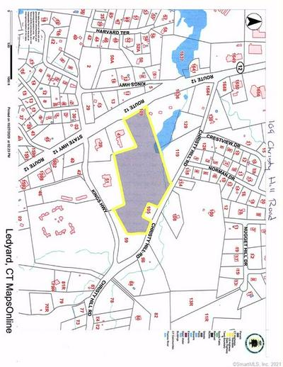 109 CHRISTY HILL RD, Ledyard, CT 06335 - Photo 1