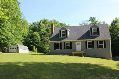 131 LOWER BOGUE RD, Harwinton, CT 06791 - Photo 1