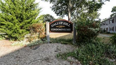 120 GALLUP HILL RD APT 9C, Ledyard, CT 06339 - Photo 1