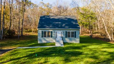 69 WENDELL COMRIE RD, Ledyard, CT 06339 - Photo 1