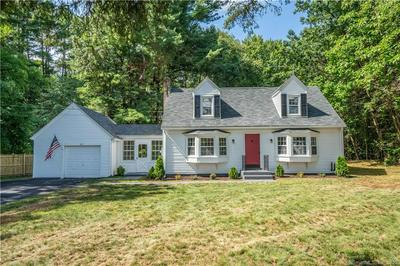 611 HALLADAY AVE W, Suffield, CT 06078 - Photo 1