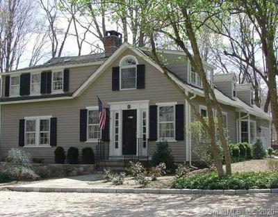489 RIDGEFIELD RD, Wilton, CT 06897 - Photo 1