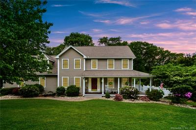 51 COUNTRY CLUB RD, Bolton, CT 06043 - Photo 2