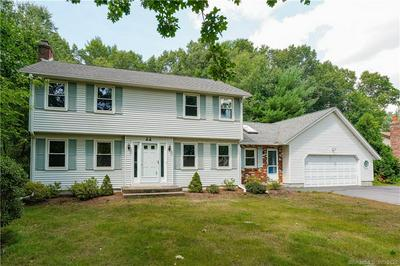 22 MARGUY LN, Suffield, CT 06093 - Photo 1