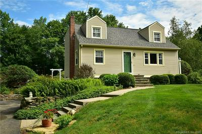 121 CASSIDY HILL RD, Tolland, CT 06084 - Photo 1