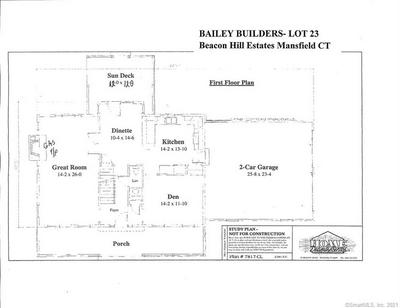 23 BEACON HILL DR, Mansfield, CT 06268 - Photo 2