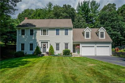 15 WINTER VILLAGE RD, Granby, CT 06035 - Photo 1