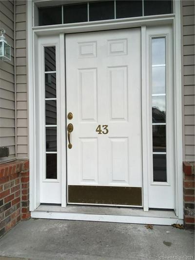 43 MARBLE FAUN LN # 43, Windsor, CT 06095 - Photo 1