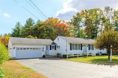46 SNAKE MEADOW RD, Plainfield, CT 06354 - Photo 1