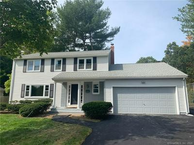 12 DEARBORN DR, Manchester, CT 06042 - Photo 1