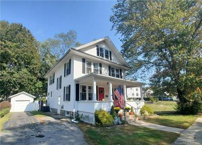 21 FANNING AVE, Norwich, CT 06360 - Photo 1