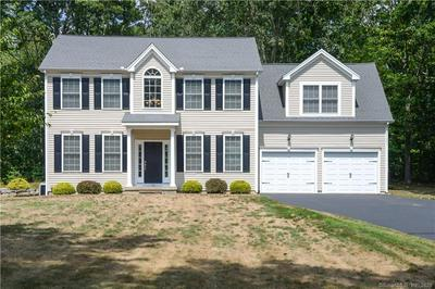 43 DEMING RD, Bolton, CT 06043 - Photo 1