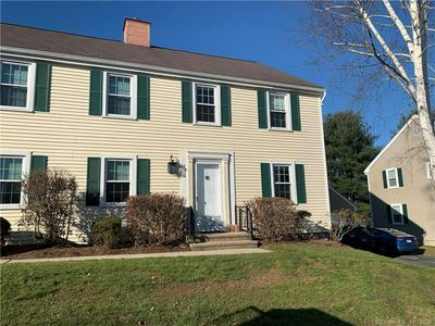 11 HERITAGE SQ # A, Mansfield, CT 06250 - Photo 1