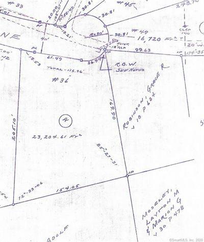 0 WEBSTER LANE, Columbia, CT 06237 - Photo 2
