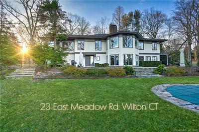 23 E MEADOW RD, WILTON, CT 06897 - Photo 1