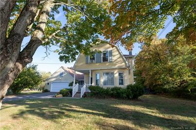 1456 MAPLETON AVE, Suffield, CT 06078 - Photo 1