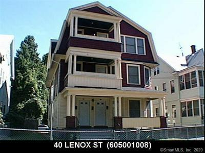 40 LENOX ST, Hartford, CT 06112 - Photo 1