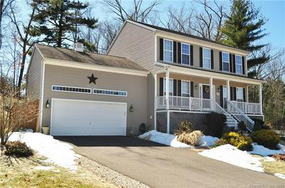 93 COUGAR DR, Manchester, CT 06040 - Photo 1