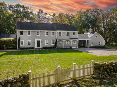 322 CANOE HILL RD, New Canaan, CT 06840 - Photo 1