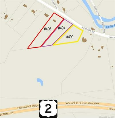 490 FITCHVILLE RD, Bozrah, CT 06334 - Photo 2