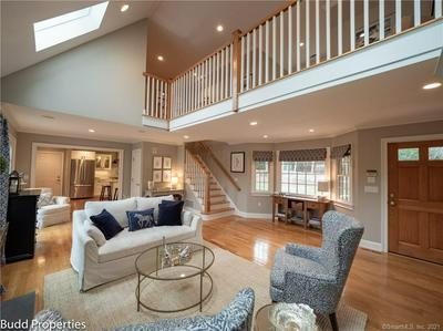 25 DUDLEY RD, Wilton, CT 06897 - Photo 2