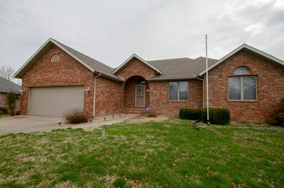 718 S PHEASANT RUN DR, AURORA, MO 65605 - Photo 2