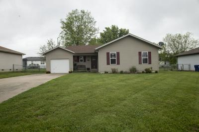 540 LINDSAY ST, Marshfield, MO 65706 - Photo 1