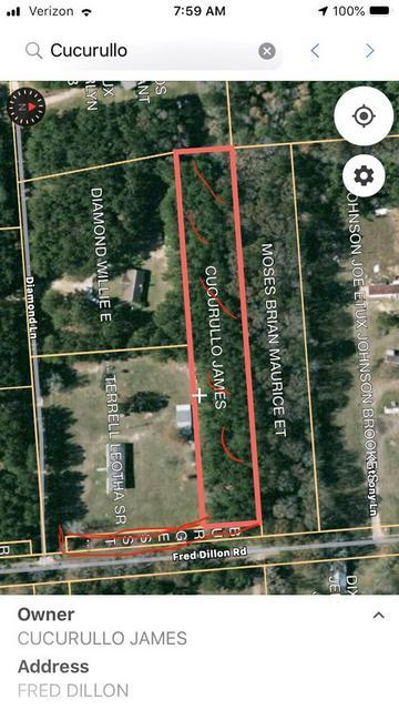 00 FRED DILLON RD., Magnolia, MS 39652 - Photo 1