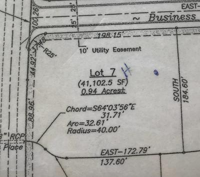 LOT 7 BUSINESS CENTER DRIVE, McComb, MS 39648 - Photo 2