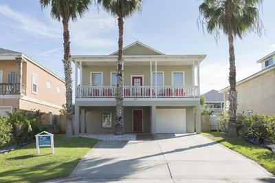 115 E SWORDFISH ST, SOUTH PADRE ISLAND, TX 78597 - Photo 1