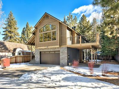 935 TANGLEWOOD DR, South Lake Tahoe, CA 96150 - Photo 1