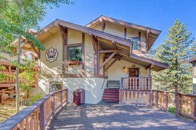 1254 TIMBER LN, South Lake Tahoe, CA 96150 - Photo 1