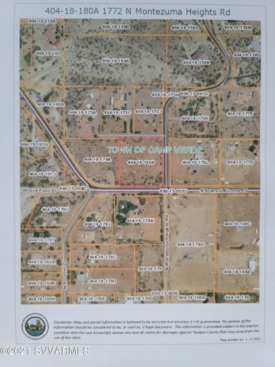 1772 N MONTEZUMA HEIGHTS RD, Camp Verde, AZ 86322 - Photo 1