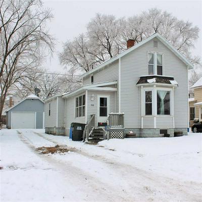 208 W BURNS ST, Portage, WI 53901 - Photo 1