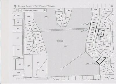 LOT 65 COUNTRY CLUB DR, Brodhead, WI 53520 - Photo 1